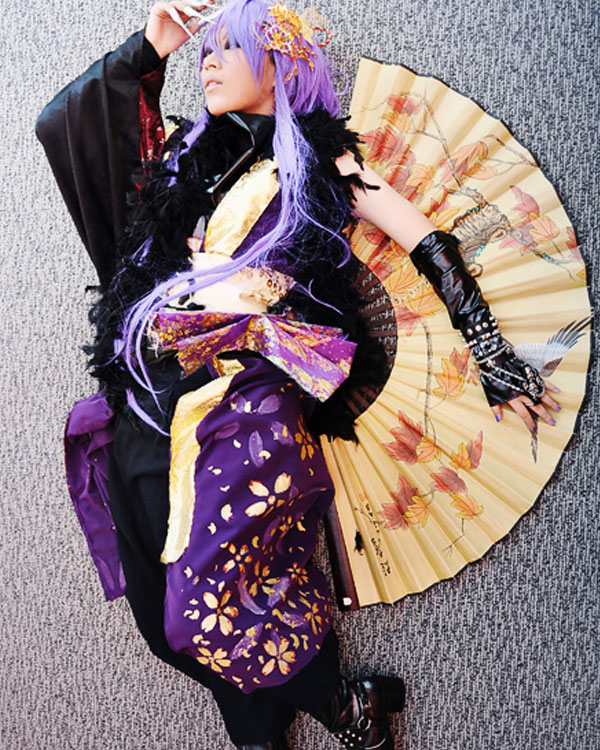 Vocaloid - Gakupo Setsugetsuka by vaxzone