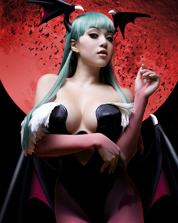 Morrigan by VampBeauty