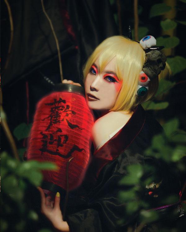 Kagamine Len - Oni no Youna by kirawinter
