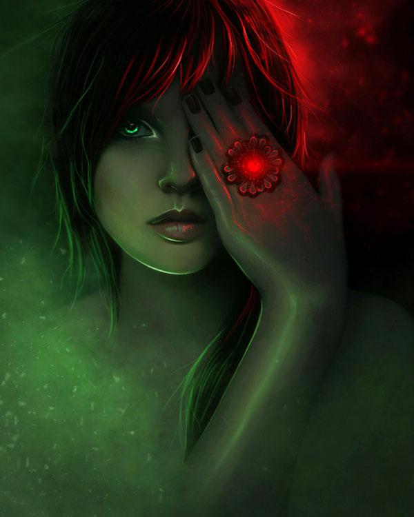 illuminated by freaky665