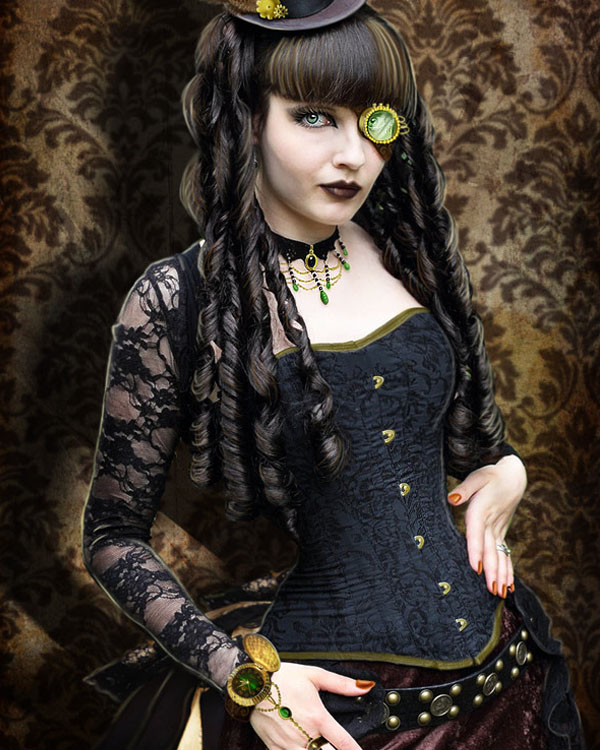 Steampunk II by FroweMinahild