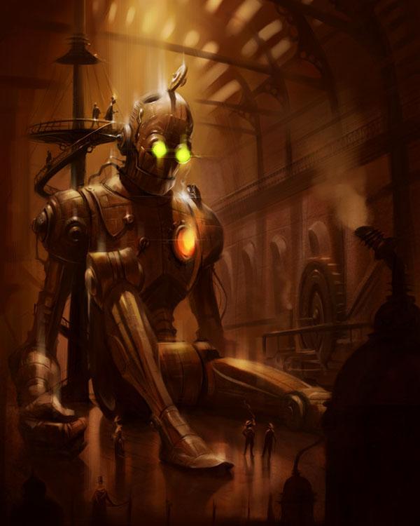 Steampunk by PReilly