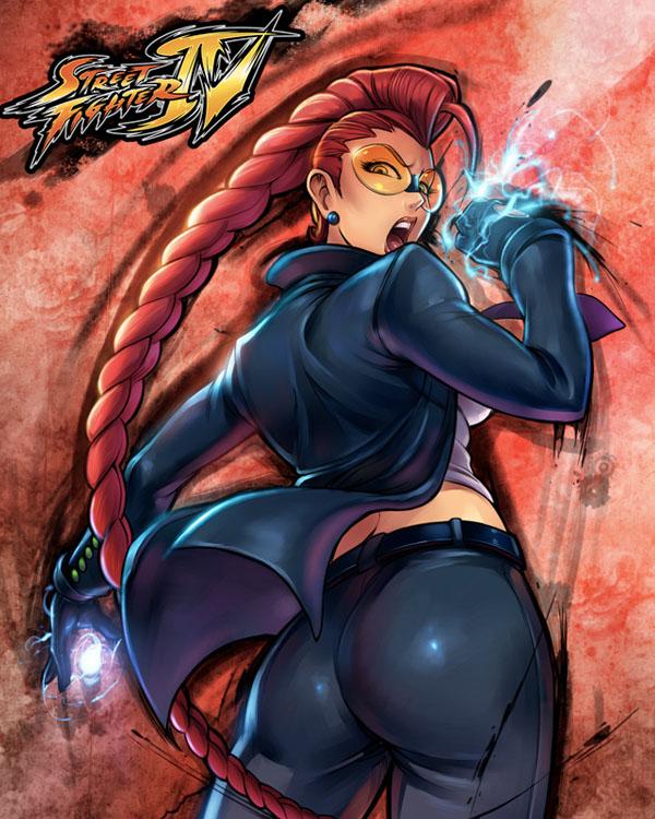 Crimson Viper SF. by reiq