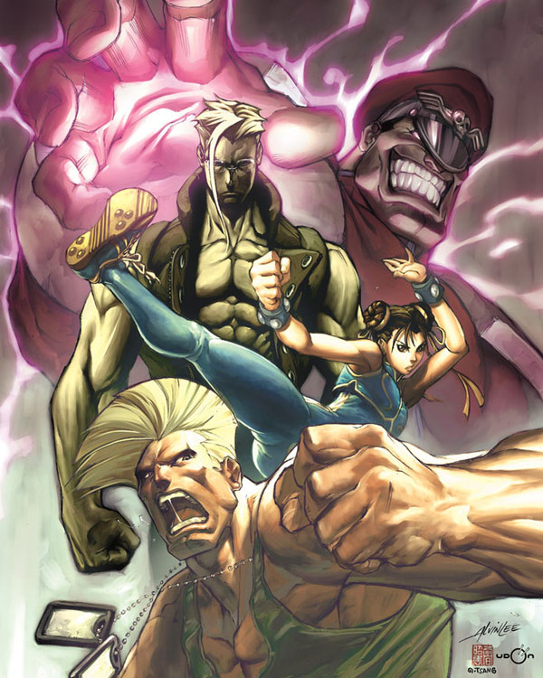 Street Fighter 5 Cover by Alvin Lee & Arnold Tsang