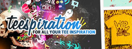 Teespiration – For All Your T-Shirt Design Inspiration