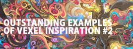 Outstanding Examples Of Vexel Inspiration #2