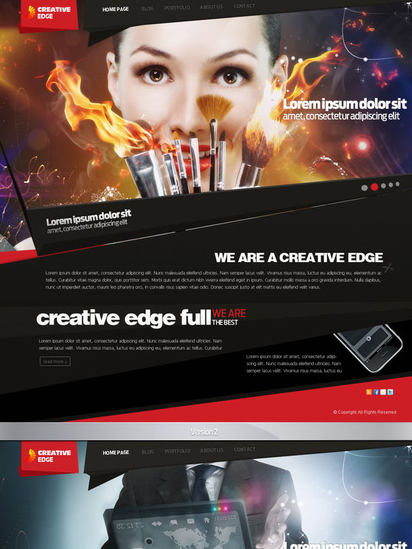 Creative Edge by plujka