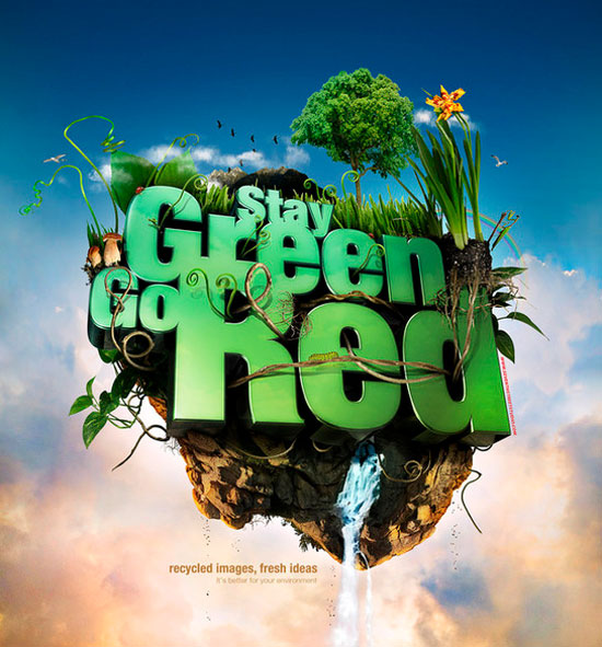 Stay Green, Go Red