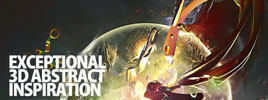 Exceptional 3D Abstract Inspiration