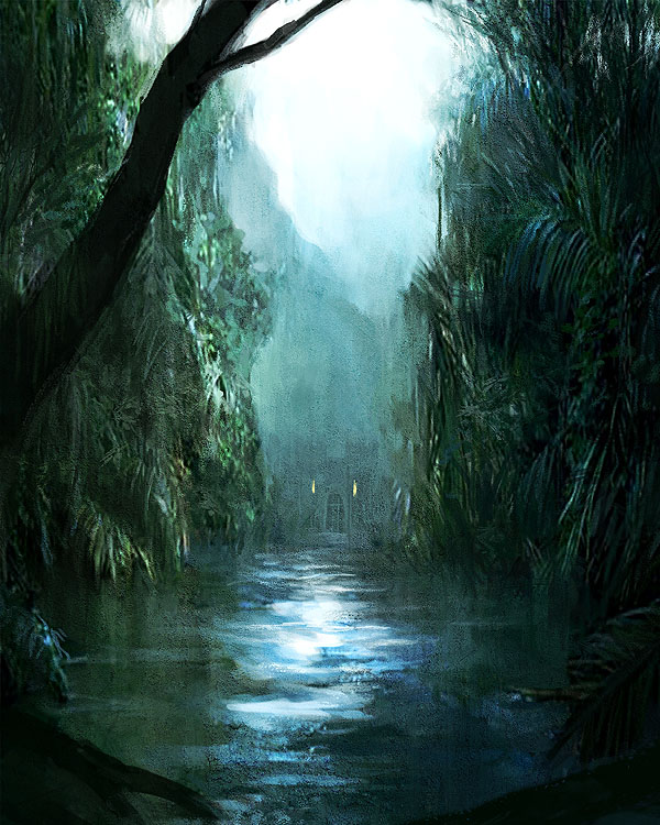 jungle by tobiee