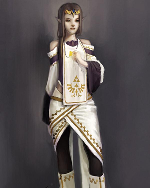 zelda concept by FantasyAce