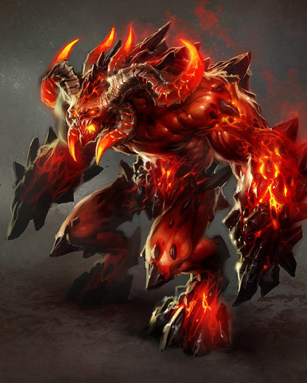 Inferno-Juggernaut by perzo