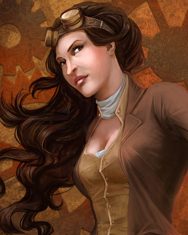 Steampunk by artsangel