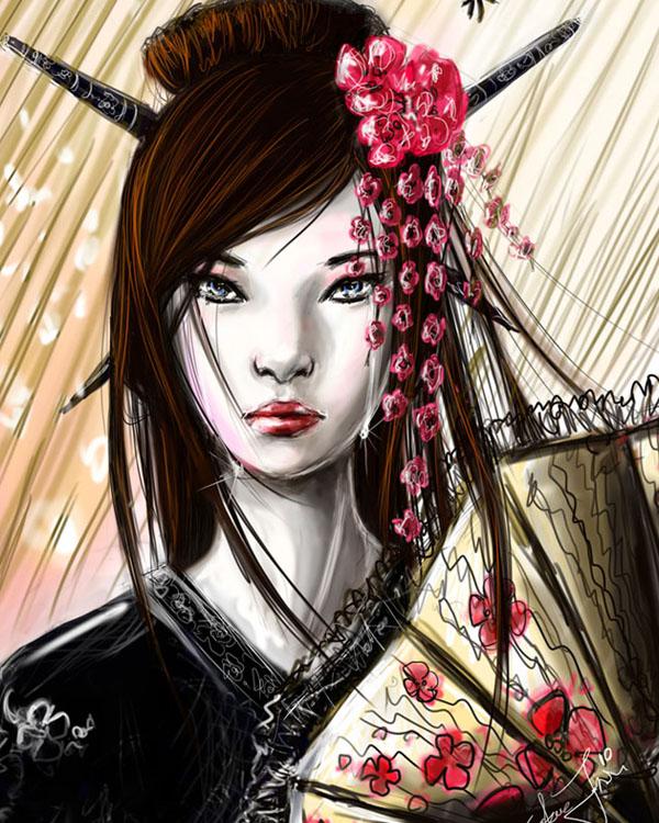 Geisha by FullMetal-S