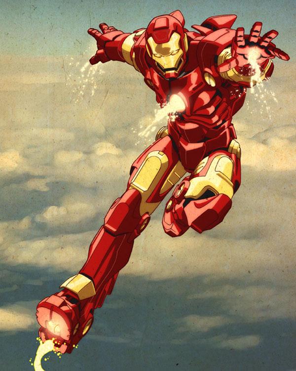 Ironman by diablo2003