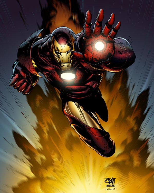 Ironman by SeanE