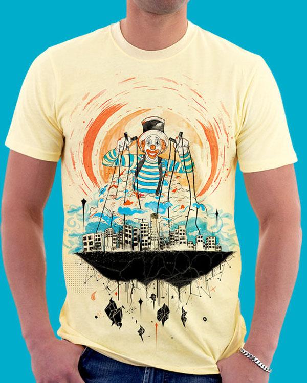 Puppeteer : Shirt by choppre