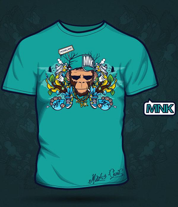 We need art t shirt design inspiration for Company t shirt design inspiration