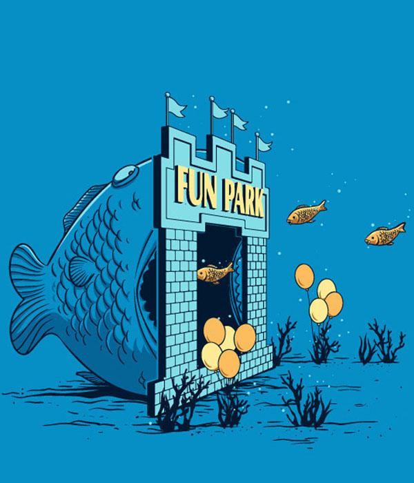 Fun Trap by Chow Hon Lam