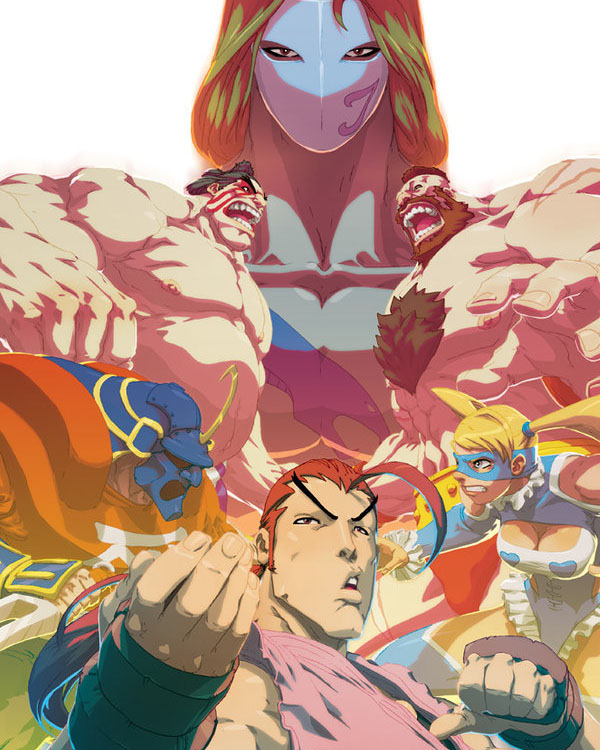 Street Fighter II Turbo 5a by Jeff 'Chamba' Cruz