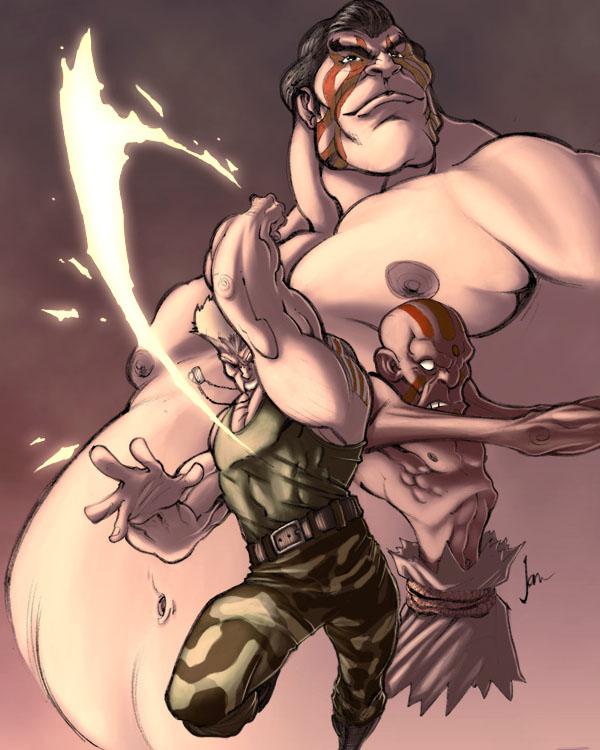Street Fighter by Gravanixx