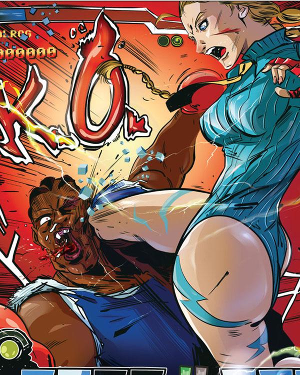 Street Fighter by TinSalamunic