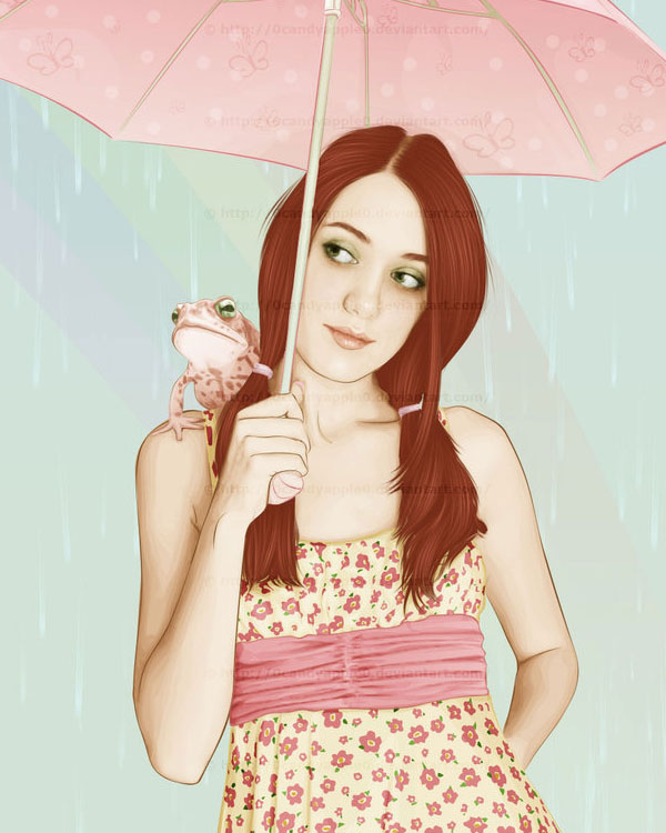Rain by 0CandyApple0