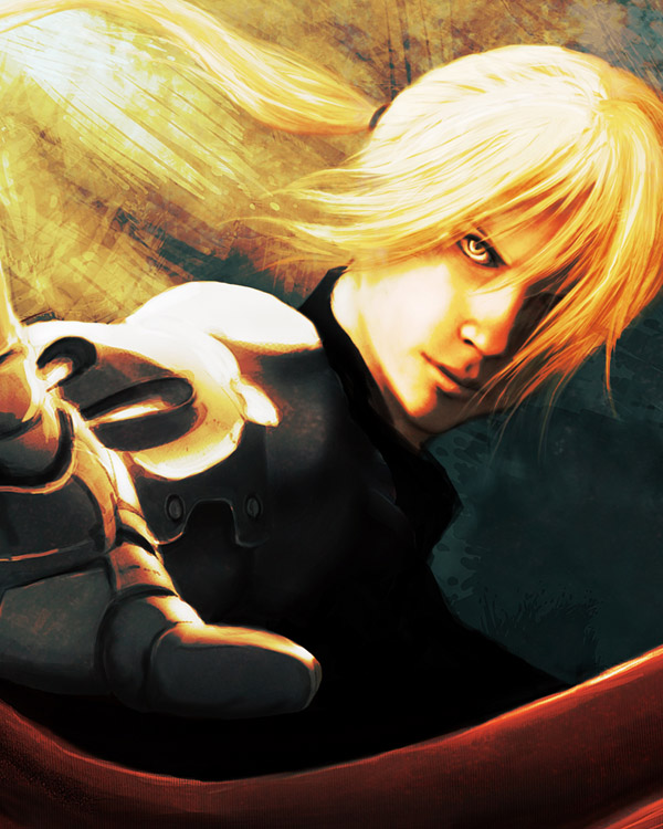 Edward Elric - Wallpaper pack by Dahlieka