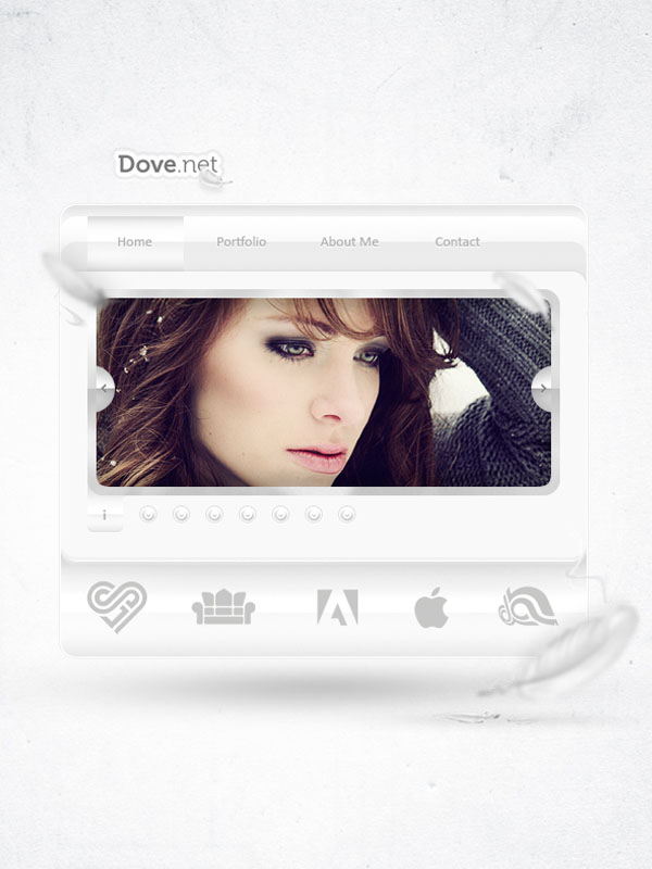 Dove.net by Tropfich