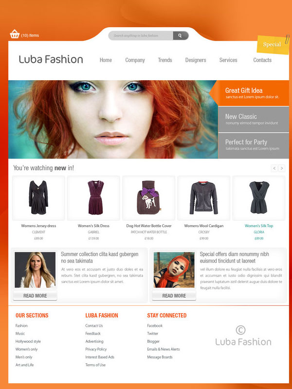 luba fashion short by zee7