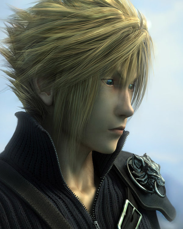Cloud strife the last