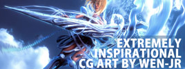 Artists Corner – Extremely Inspirational CG Art By Wen-JR