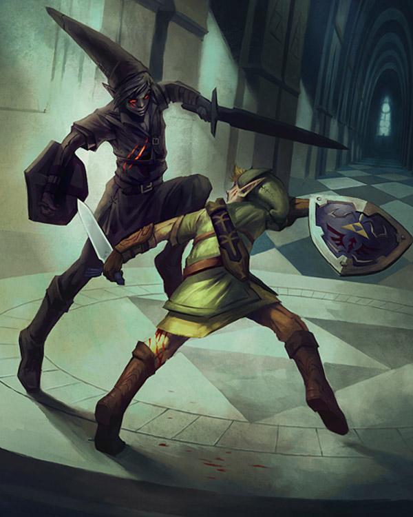 Zelda by auspiciouspanda
