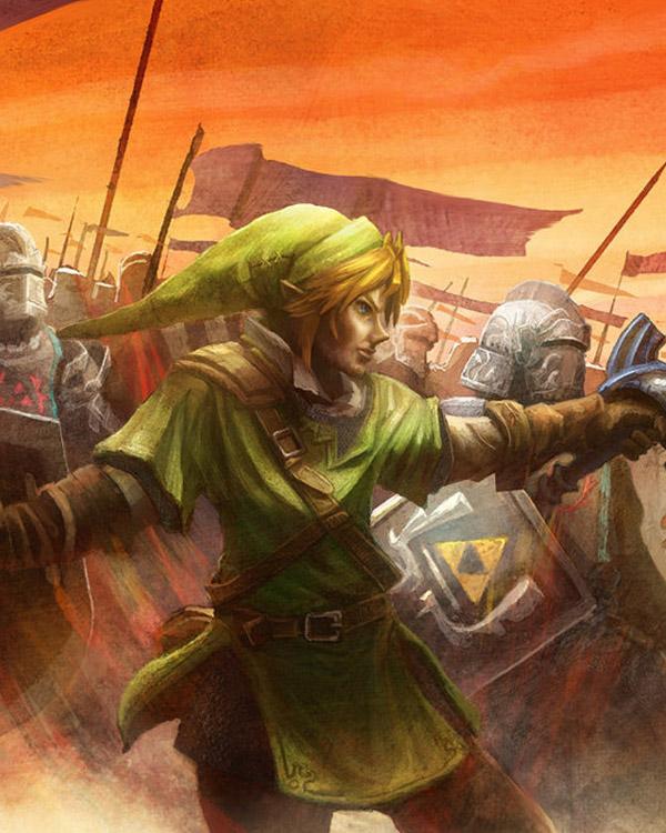 Zelda: The Last Hyrulian War by gamefan84