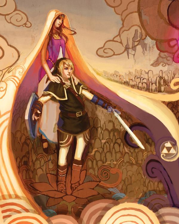 Zelda by FantasyAce