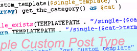 A Simple WordPress Custom Type Post for Category