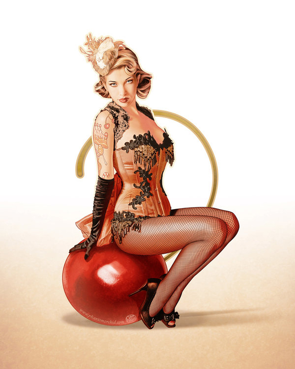 Pin up by Pintureiro