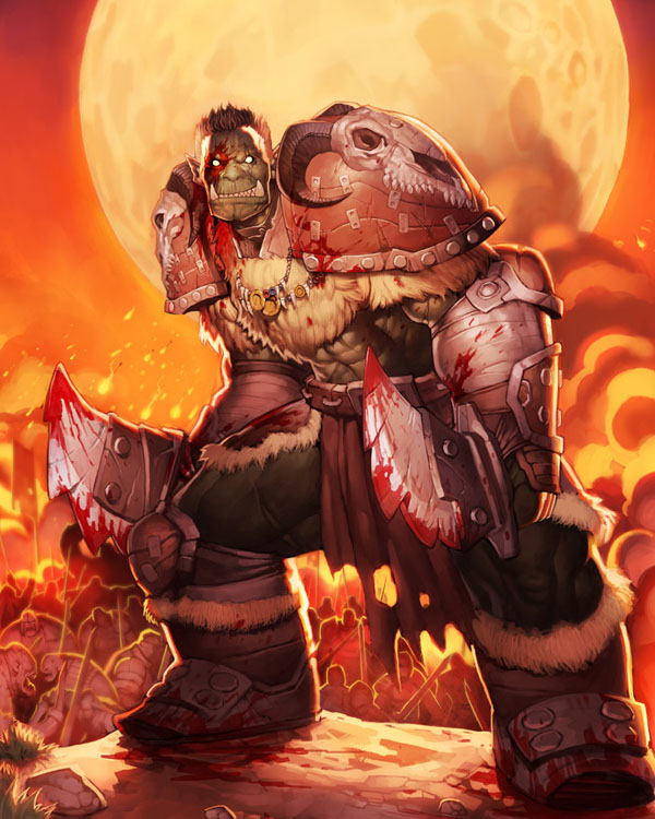 Warcraft Legends 1 by Joe Vriens & Saejin Oh