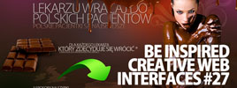 Be Inspired – Creative Web Interfaces #27
