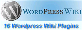 15 WordPress WiKi Plugins