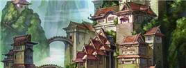 Fantasy Architecture Illustrations by Snow Skadi