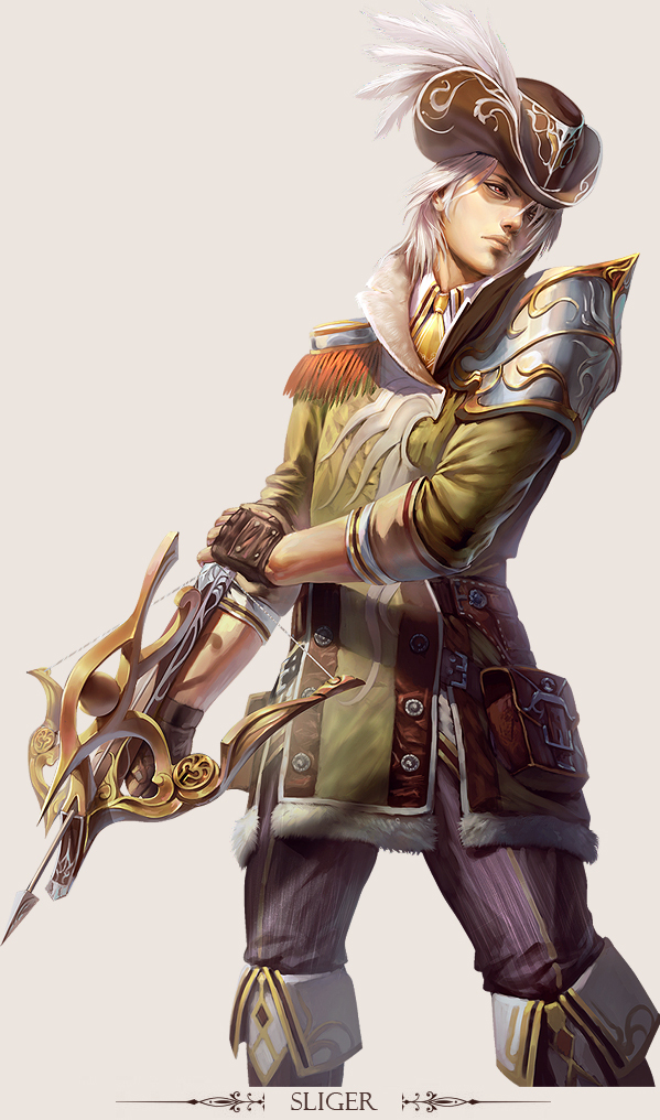 Character Design Uk : Stunning game characters by hong yu cheng nenuno creative