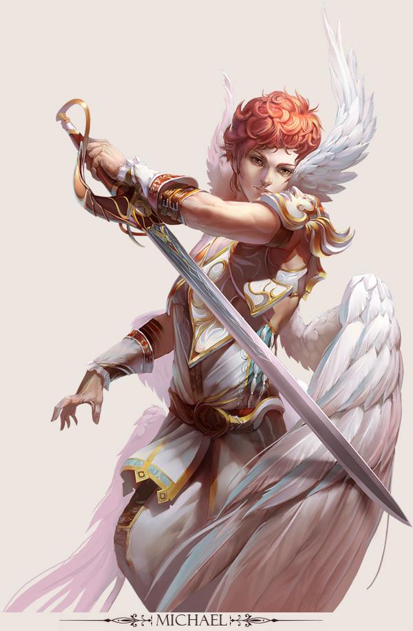 Game Design Character Artist : Stunning game characters by hong yu cheng nenuno creative