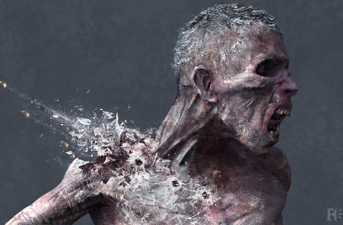 emotional zombie