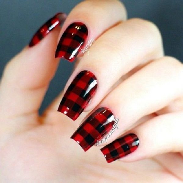 55 Hottest Red Nail Art Ideas Nenuno Creative