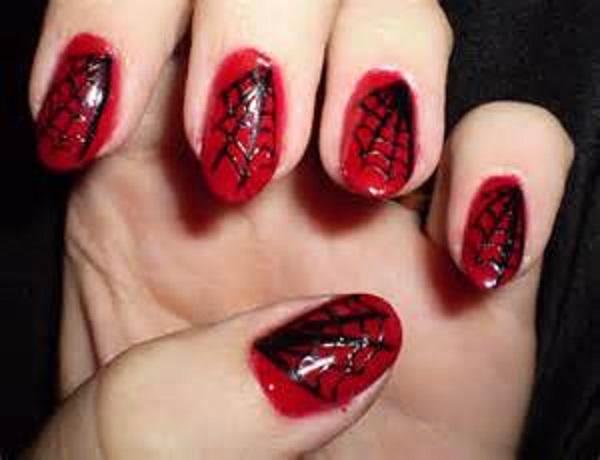 55 Hottest Red Nail Art Ideas Nenuno Creative