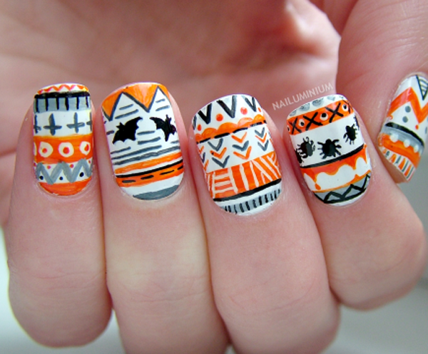 Halloween Tribal