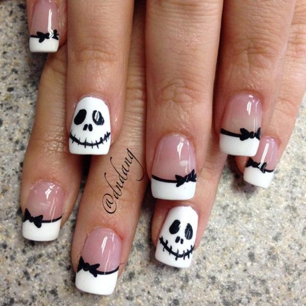 Halloween nail art-16