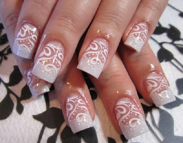 lace nail art 13