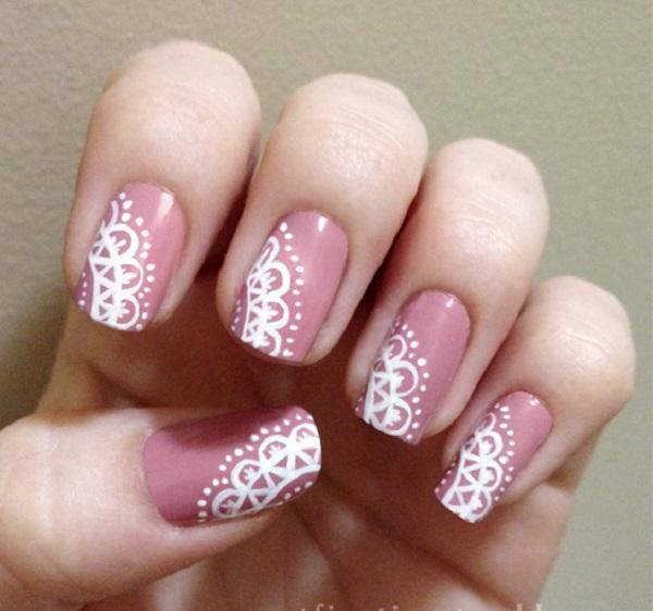 lace nail art 23